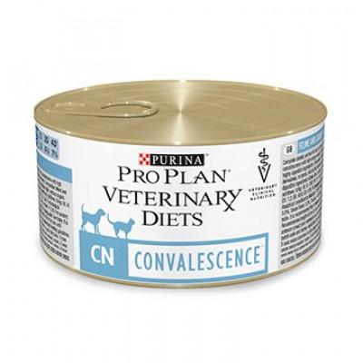 PRO PLAN VETERINARY DIETS CN CONVALESCENCE для кошек и собак в период восстановления, 24*195 г