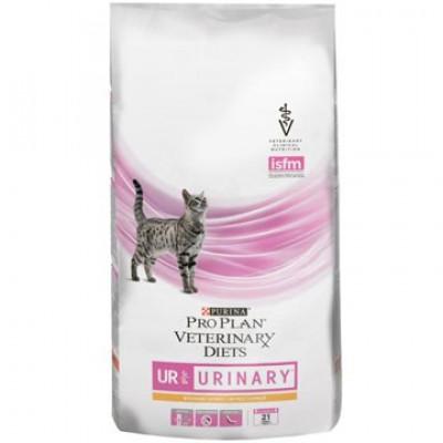 PRO PLAN VETERINARY DIETS для взрослых кошек UR St/Ox при заболеваниях нижних отделов мочевыводящих путей