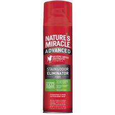 8in1 Nature's Miracle Уничтожитель плям і запахів з посиленою формулою для собак аерозоль-піна 518 мл