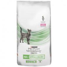 PRO PLAN VETERINARY DIETS HA ST/OX HYPOALLERGENIC для кошек при аллергических реакциях