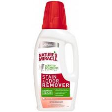 8in1 Nature's Miracle Знищувач плям і запахів для собак 473 мл