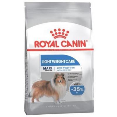 Royal Canin MAXI LIGHT WEIGHT CARE для взрослых собак крупных размеров предрасположенных к полноте