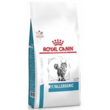 Royal Canin ANALLERGENIC для кошек при пищевой аллергии или непереносимости