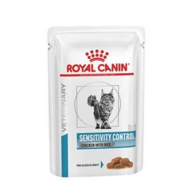 Royal Canin SENSITIVITY CONTROL Chicken при пищевой аллергии/ непереносимости