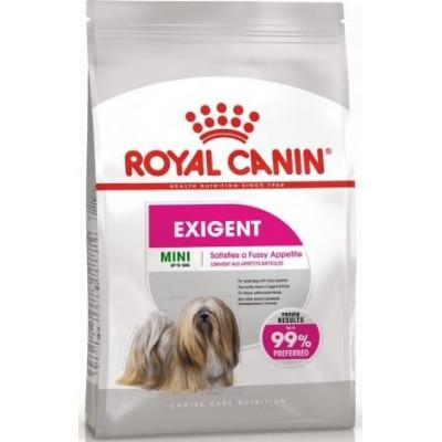 купити Royal Canin MINI EXIGENT для собак, привередливых в питании в Одеси