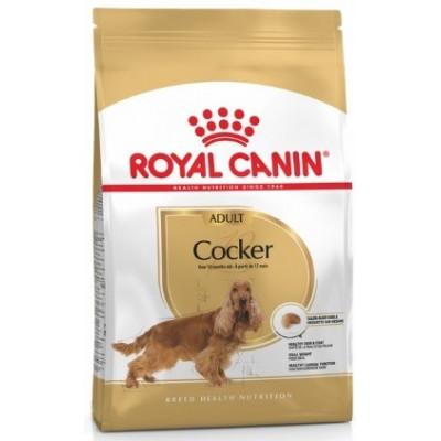 Royal Canin Cocker Adult для собак породы Кокер-спаниель