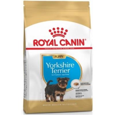 купити Royal Canin YORKSHIRE Puppy для щенков породы йоркширский терьер в Одеси