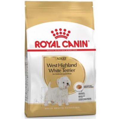 купити Royal Canin WESTIE для пород Вест-хайленд-уайт-терьер в Одеси