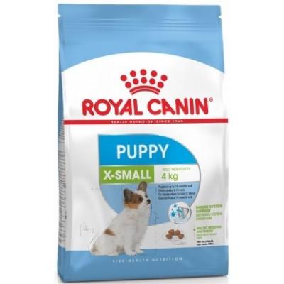 Royal Canin XSMALL PUPPY для щенков  миниатюрных пород до 10 месяцев