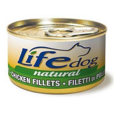 купити LifeDog куряче філе 90гр в Одеси