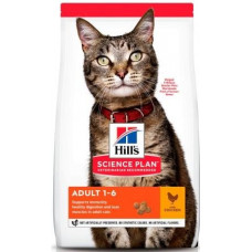Hill`s (Хіллс) Feline Adult Chicken Сухий корм для кішок з куркою