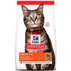 Hill`s (Хіллс) Feline Adult Lamb Сухий корм для котів з ягням