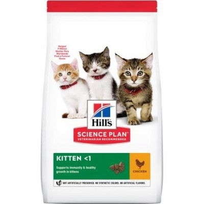 купити Hill`s (Хиллс) NEW Science Plan Kitten корм для котят с курицей в Одеси