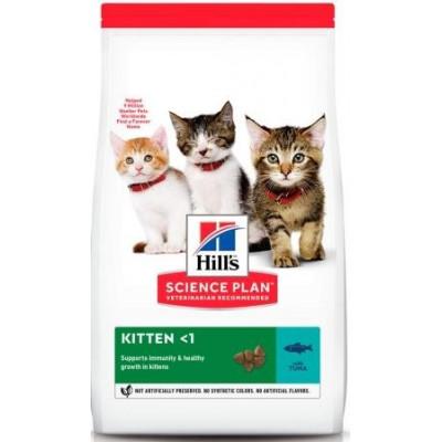 купити Hill`s (Хиллс) NEW Science Plan Kitten корм для котят тунец в Одеси