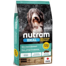 Nutram (Нутрам) I20 Ideal Solution Support Skin, Coat & Stomach, холістік корм для чутливих собак
