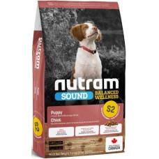 NUTRAM S2 NEW Sound Balanced Wellness Puppy, холистик корм для щенков