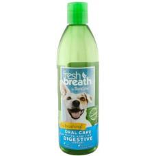 Tropiclean Water Additive Добавка в воду для гигиены полости рта для собак и котов 473 мл