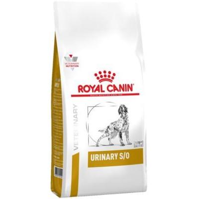 Royal Canin DOG Urinary S/O при лечении и профилактике мочекаменной болезни