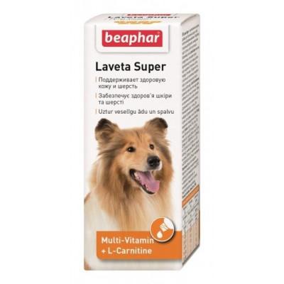 Beaphar Laveta Super - для шерсти собак, 50мл
