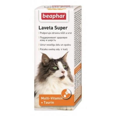купити Beaphar Laveta Super - для шерсти кошек, 50мл в Одеси