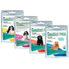 Frontline Combo (Фронтлайн Комбо) Spot On для собак