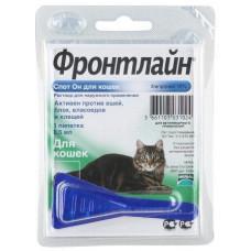 Фронтлайн СПОТ ОН монопіпетка для котів