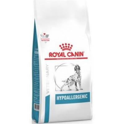 купити Royal Canin DOG Hypoallergenic для собак при небажаній реакції на корм в Одеси
