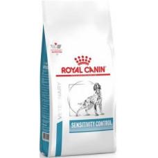 Royal Canin DOG Sensitivity Control для собак с пищевой аллергией или непереносимостью