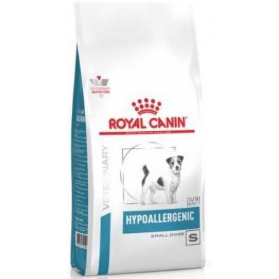 купити Royal Canin Hypoallergenic Small Dog  для собак вагою до 10 кг, при небажаній реакції на корм в Одеси