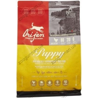 купити ORIJEN Puppy Ориджен корм для щенков малых и средних пород в Одеси