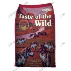 Taste of the Wild Southwest Canyon Canine для дорослих собак всіх порід з м'ясом дикого кабана