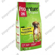 Pronature Original (Пронатюр Ориджинал) с ягненком для щенков