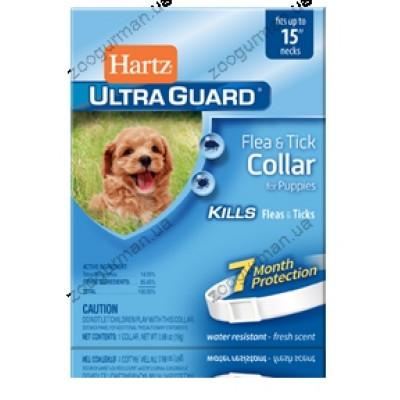 купити Hartz UltraGuard Flea&Tick ошейник от блох и клещей в Одеси