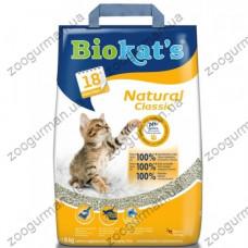 Наполнитель Biokat's NATURAL CLASSIC