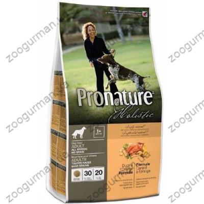 купити Pronature Holistic (Пронатюр Холистик) с уткой и апельсинами Без Злаков в Одеси