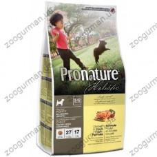 Pronature Holistic (Пронатюр Холистик) с курицей и бататом для щенков