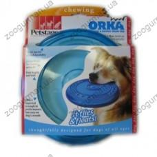 "PETSTAGES Orka Flyer Игрушка для собак ""Орка Летающая тарелка"""