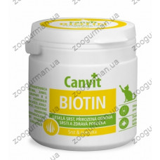 Canvit (Канвит) Biotin for cats Биотин для кошек