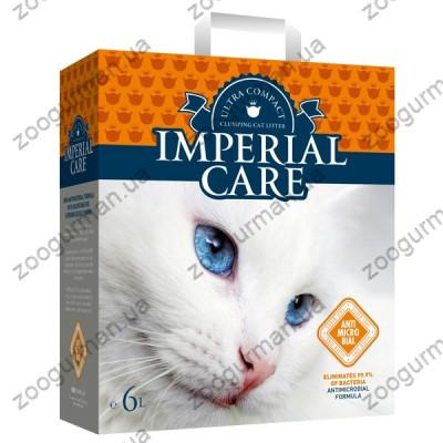 купити Imperial Care Silver Ions ультра-комкующийся наполнитель в кошачий туалет с антибактериальным свойством в Одеси