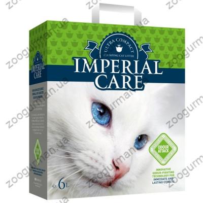 купити Imperial Care Odour Attack ультра-комкующийся наполнитель в кошачий туалет в Одеси