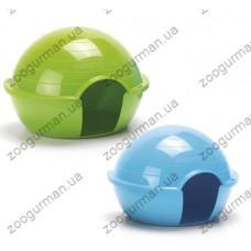 Savic ХАМСТЕР ИГЛО (Hamster Iglo) домик для хомяков, пластик , 15,5Х12Х11 см