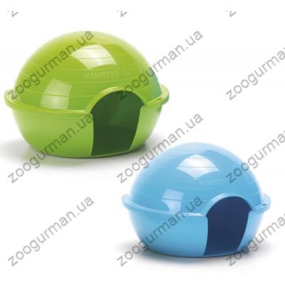купити Savic ХАМСТЕР ИГЛО (Hamster Iglo) домик для хомяков, пластик , 15,5Х12Х11 см в Одеси