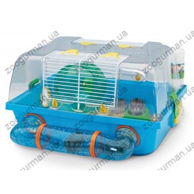 купити Savic СПЕЛОС МЕТРО (Spelos Metro) клетка для хомяков и мышей , 42,5Х38Х24 см. в Одеси