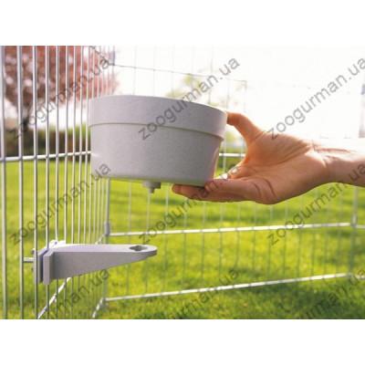 купити Savic КРОК (Crock) кормушка с креплением в клетку, пластик , 0.55 л. в Одеси