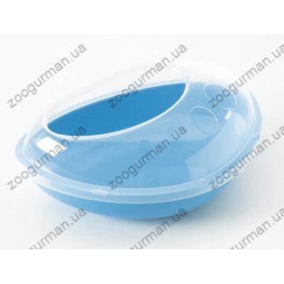 Savic КУПАЛКА ДЛЯ ШИНШИЛЛ (Chinchilla Bath), пластик , 23Х23Х15 см. см.