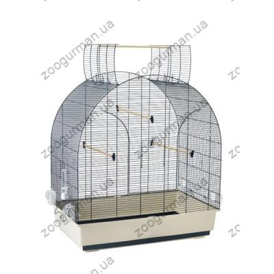 купити Savic СИМФОНИЯ 60 ОТКР (Symphonie 60 open) клетка для птиц , голубой, 80Х50Х88 см. в Одеси