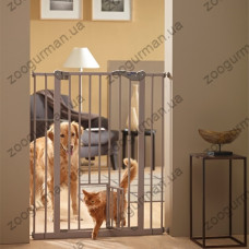 Savic ДОГ БАРЬЕР+ДВЕРЬ 107 (Dog Barrier+small door) перегородка для собак с дверцей, 107х75х84 см.