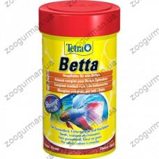Tetra Betta корм пластівці для півників 100 мл