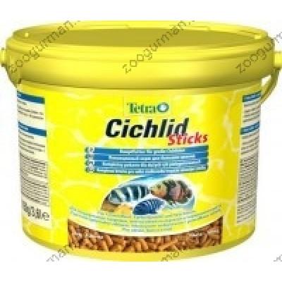 купити Tetra CICHLID ST Корм палички для цихлид 10л в Одеси