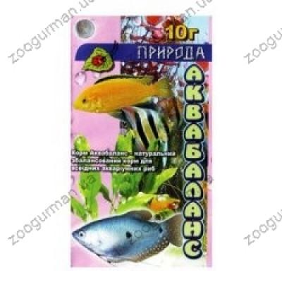 купити Корм для рыб Аквабаланс 10г в Одеси